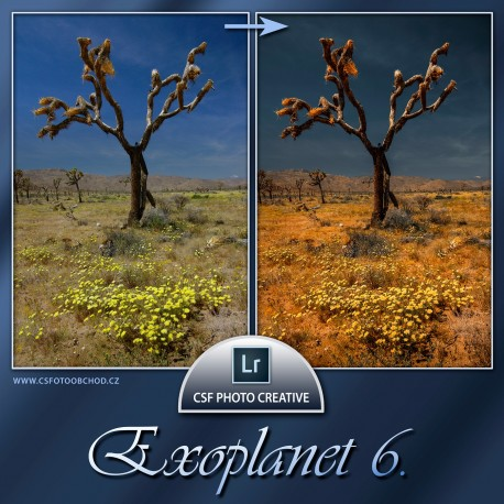 Exoplanet 6