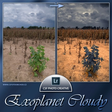 Exoplanet Cloudy