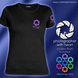 PWH T-Shirt dámské