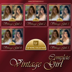 Vintage Girl Complete