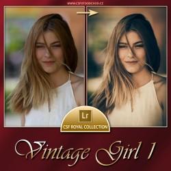 Vintage Girl 1