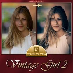 Vintage Girl 2