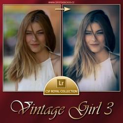 Vintage Girl 3