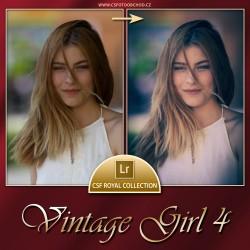 Vintage Girl 4