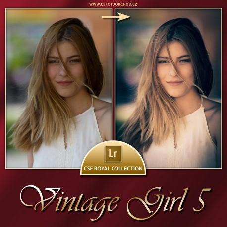 Vintage Girl 5