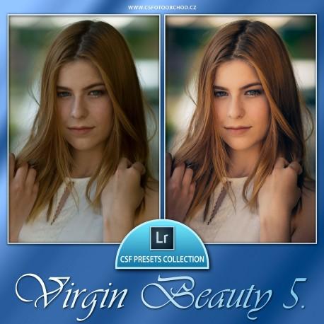 Virgin Beauty 5