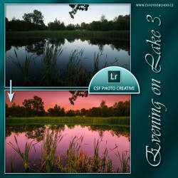 Evening on Lake 3