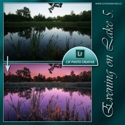 Evening on Lake 5