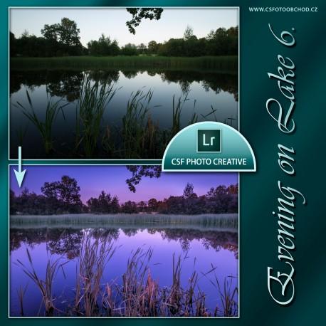Evening on Lake 6