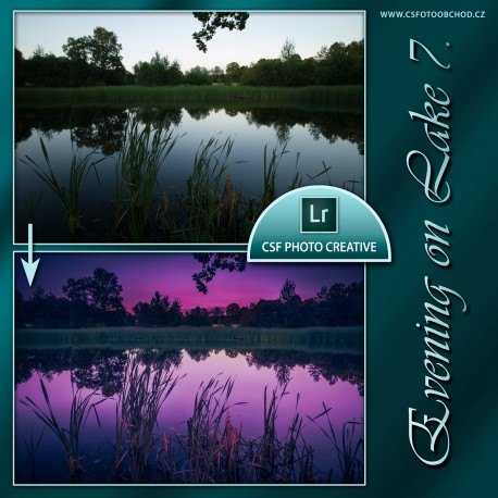Evening on Lake 7