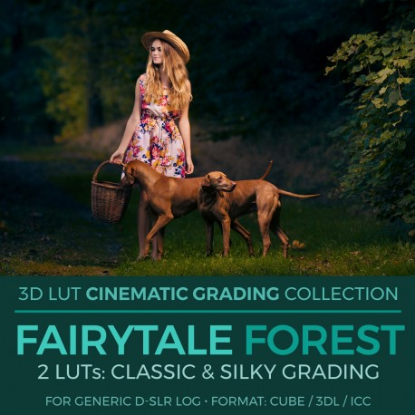 Fairytale Forest LUT