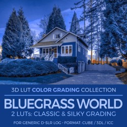 Bluegrass World LUT