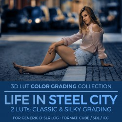 Life in steel city LUT