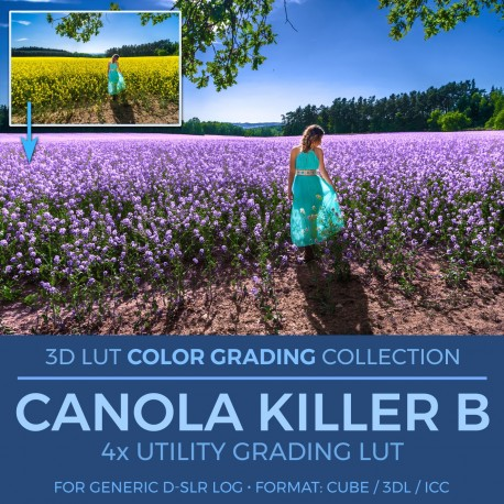 Canola Killer B