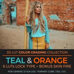 Teal & Orange LUT