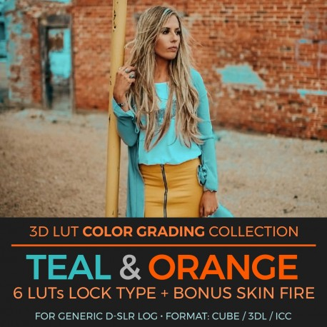 Teal & Orange LUT