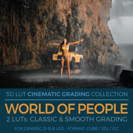 World of People LUT