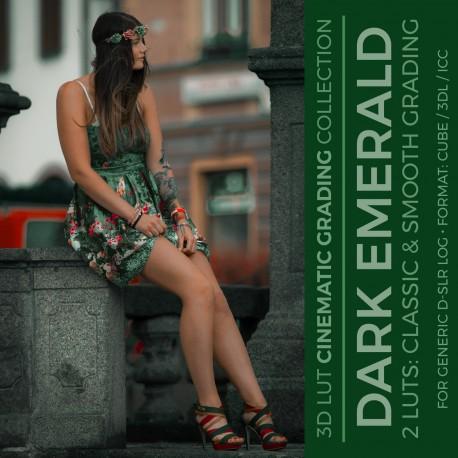 Dark Emerald LUT