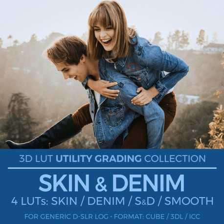 Skin & Denim LUT