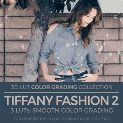 Tiffany Fashion 2 LUT