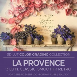 La Provence LUT