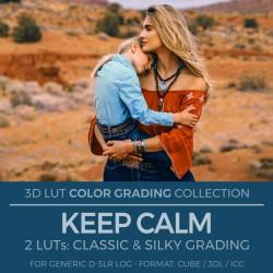 Keep Calm LUT