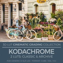 Kodachrome LUT