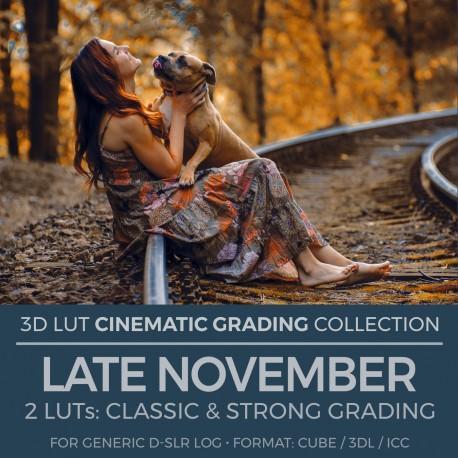 Late November LUT