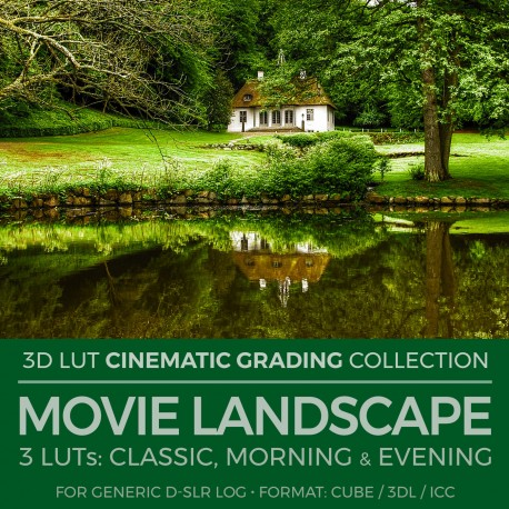 Movie Landscape LUT