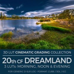 20th Dreamland LUT