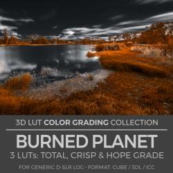 Burnet Planet LUT