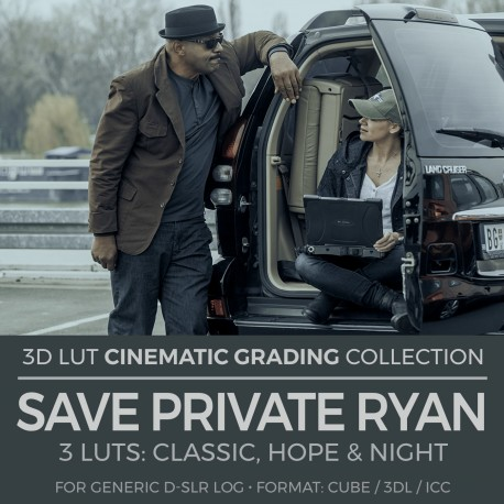 Save Private Bryan LUT
