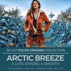 Arctic Breeze LUT