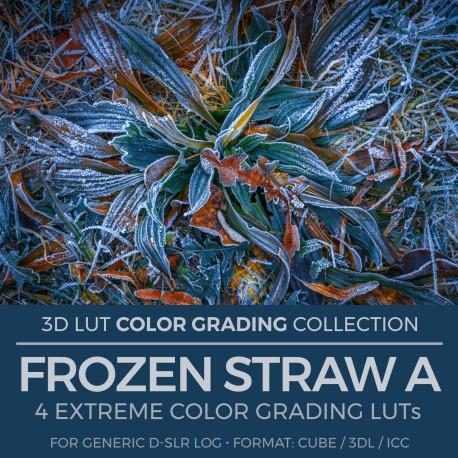 Frozen Straw A LUT