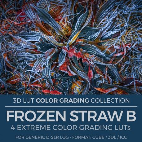 Frozen Straw B LUT