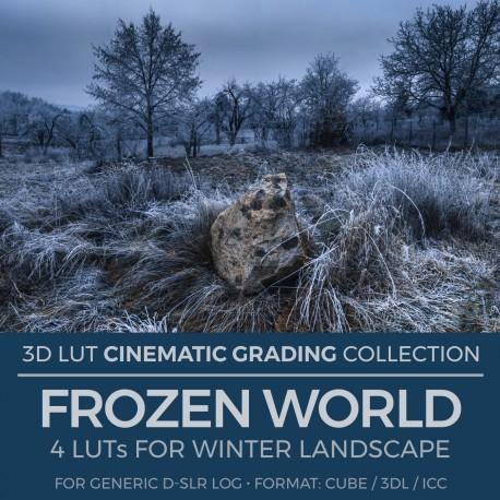 Frozen World LUT