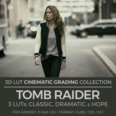 Tomb Raider LUT