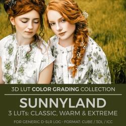 Sunnyland LUT