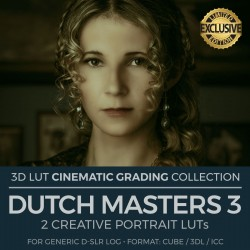 Dutch Masters 3 LUT