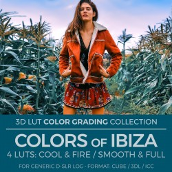 Colors Of Ibiza LUT