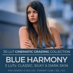 Blue Harmony LUT