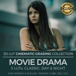 Movie Drama LUT