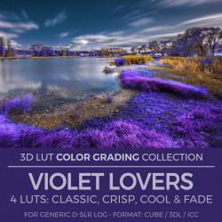 Violet Lovers LUT