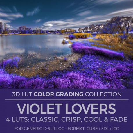 Violet Lovers LUT