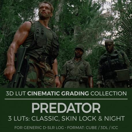 Predator LUT