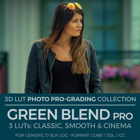 Green Blend Pro LUT