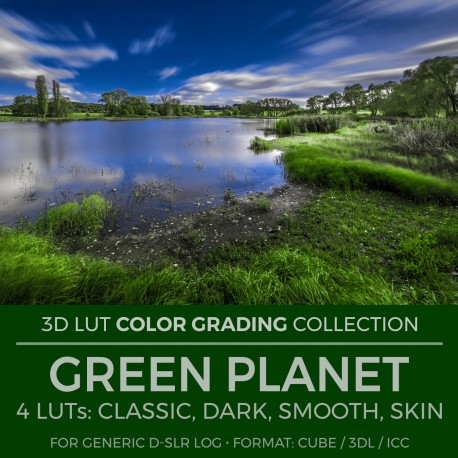 Green Planet LUT