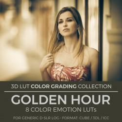 Golden Hour LUT