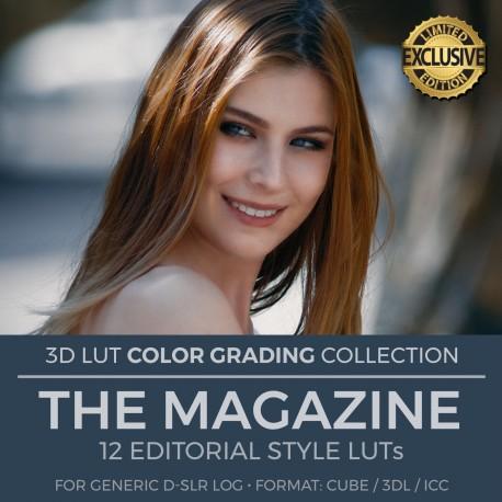 The Magazine LUT
